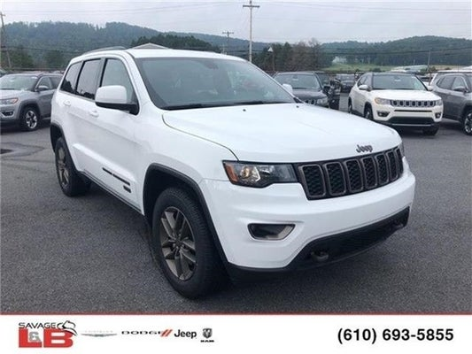 2016 Jeep Grand Cherokee Laredo 4x4 In